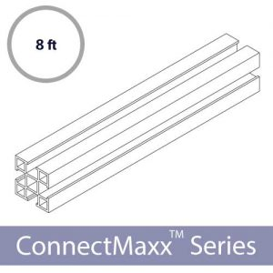 8ft Back Rail / Leg For TitanPower HP Series Flat Plate Collectors