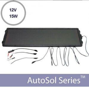 12v Marine Solar Battery Charger 15W