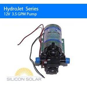 2088 3.5 GPM Standard Pump