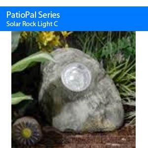 Solar Rock Spot Light C
