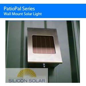 Solar Wall Mount Light