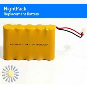 NightPack Replacement Battery