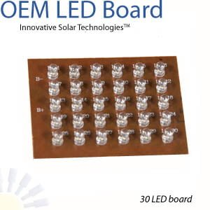OEM 30 LED board