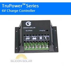6v charge/lighting controller v2