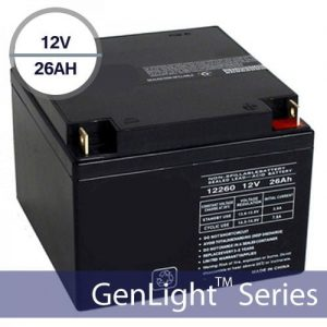 Replacement Battery for GenLight 4X
