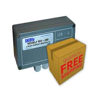 SHURFLO PUMP CONTROLLER 902-200 9300 SERIES 12/24V