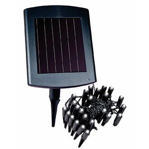 SOLAR LED PLANT AND BORDER LIGHT