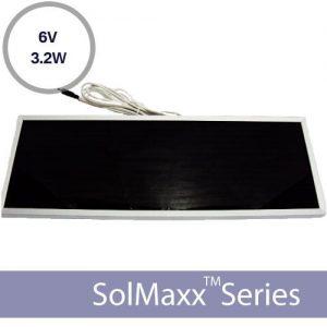 Thin Film Solar Panels 6V 3.2w 450ma