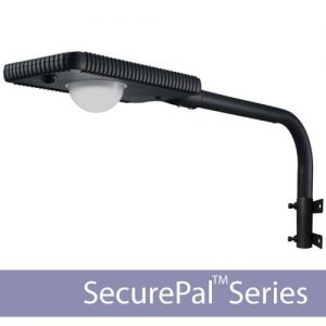 SecurePal Plus Solar Security Motion Sensor Flood Light