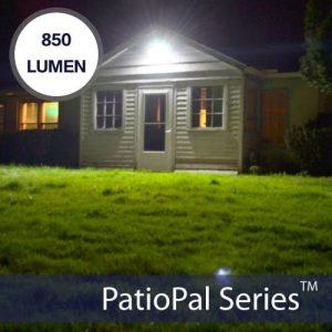 SecurePal 96 LED Solar Outdoor Security Flood Light
