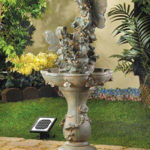 Solar Fountain & Pumps 1