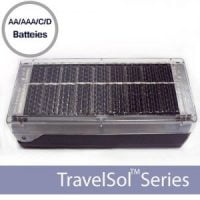 Solar Battery Charger AA AAA C and D