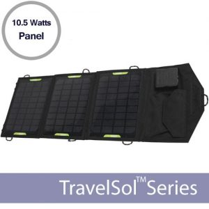 TravelSol Plus Portable Solar Phone Charger