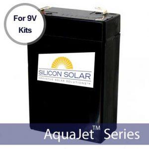 AquaJet 9v Pro Kit Replacement Battery