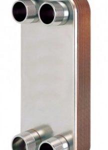 160K Single Wall Solar Heat Exchanger – 40 Plate