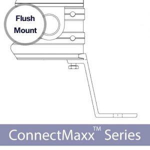 ConnectMaxx Flush Mount For HP Series Flat Plate Collectors
