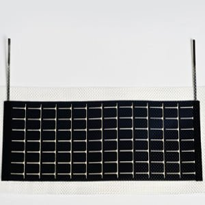 Encapsulated Flexible Portable Solar Panels