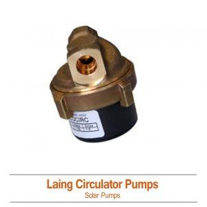 Laing Solar Circulator Pumps