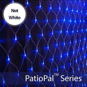 Solar Holiday Net Lights