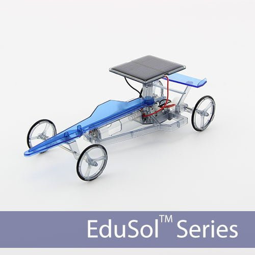 Solar Cart Kit for Classroom DIY Education