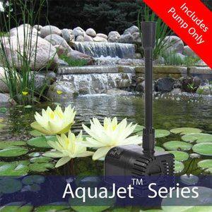 AquaJet Replacement Solar Pumps & Accessories