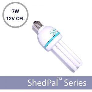 12V Solar Fluorescent Light 7 Watts