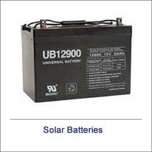 Sealed Lead Acid Batteries-12v 22 AH