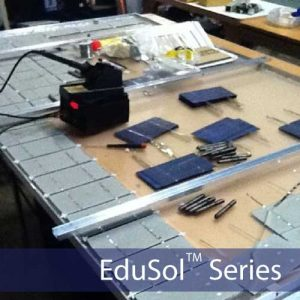 Solar Cell Interconnection Kit