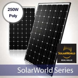 SolarWorld SW250 250 Watt Mono Solar Panel