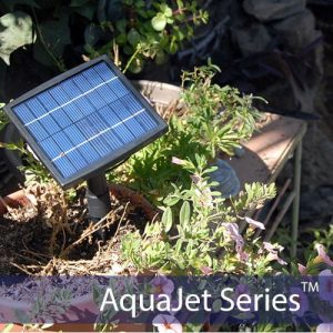 Solar Powered Aerator and Oxygenation Kit