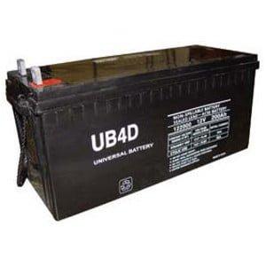 12v 200Ah AGM battery