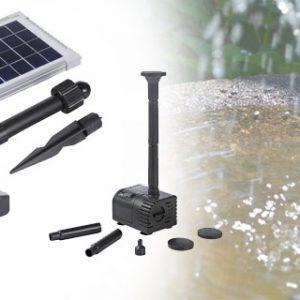 Solar Fountain Pumps