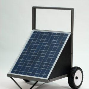 1500 Watt Portable Solar Power Generator