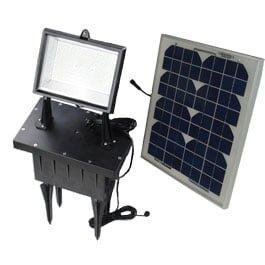 SGG 108 LED Solar Flood Light Kit – 1pc.
