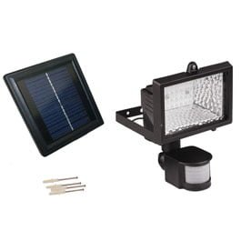 28 LED Solar PIR Motion Sensor Outdoor Security Flood Light