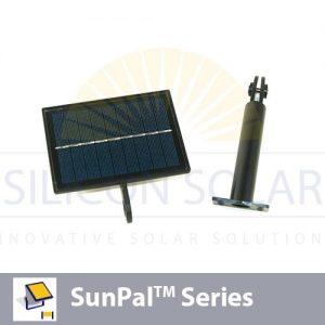 4LED Small Solar Real Estate Sign & Flood Light
