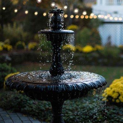 Solar Fountains & Pumps