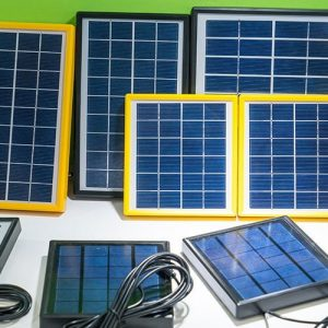 Solar Panels & Cells