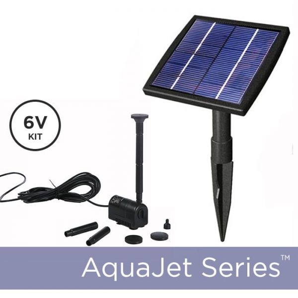 Small Solar Fountain Pump Kit