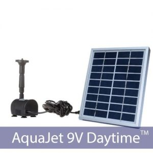Small Solar Fountain Kit