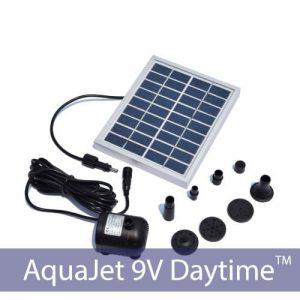 Small Solar Fountain Kit