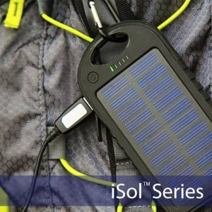 Mobile Device Solar Battery Chargers