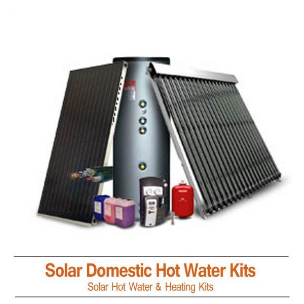 Solar Domestic Hot Water Kits