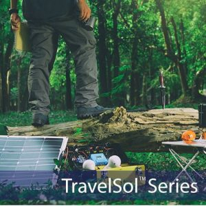 Travel Solar Battery Chargers