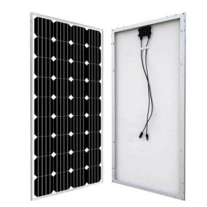 100 Watt 12V Mono Crystalline Solar Panel