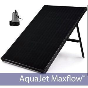 Solar Waterfall Pump Kit Direct Daylight