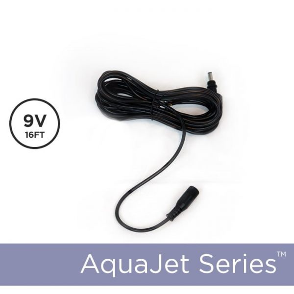 9v Solar Water Pump Extension Wire Kit