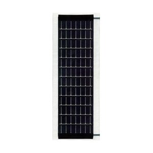 15.4V 0.77W 50mA Flexible Solar Panel (Weatherized)