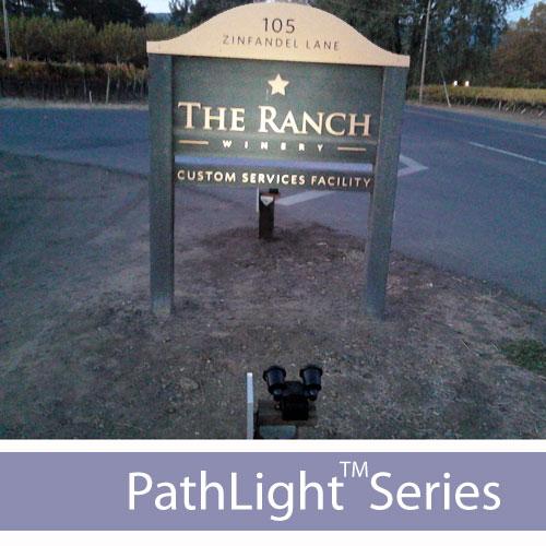 Solar Spot Amp Flood Lighting Kit 24 Leds 225 Lumens
