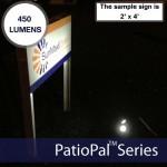 Solar Spot light & Flag Light 24 Ultra Bright LEDs